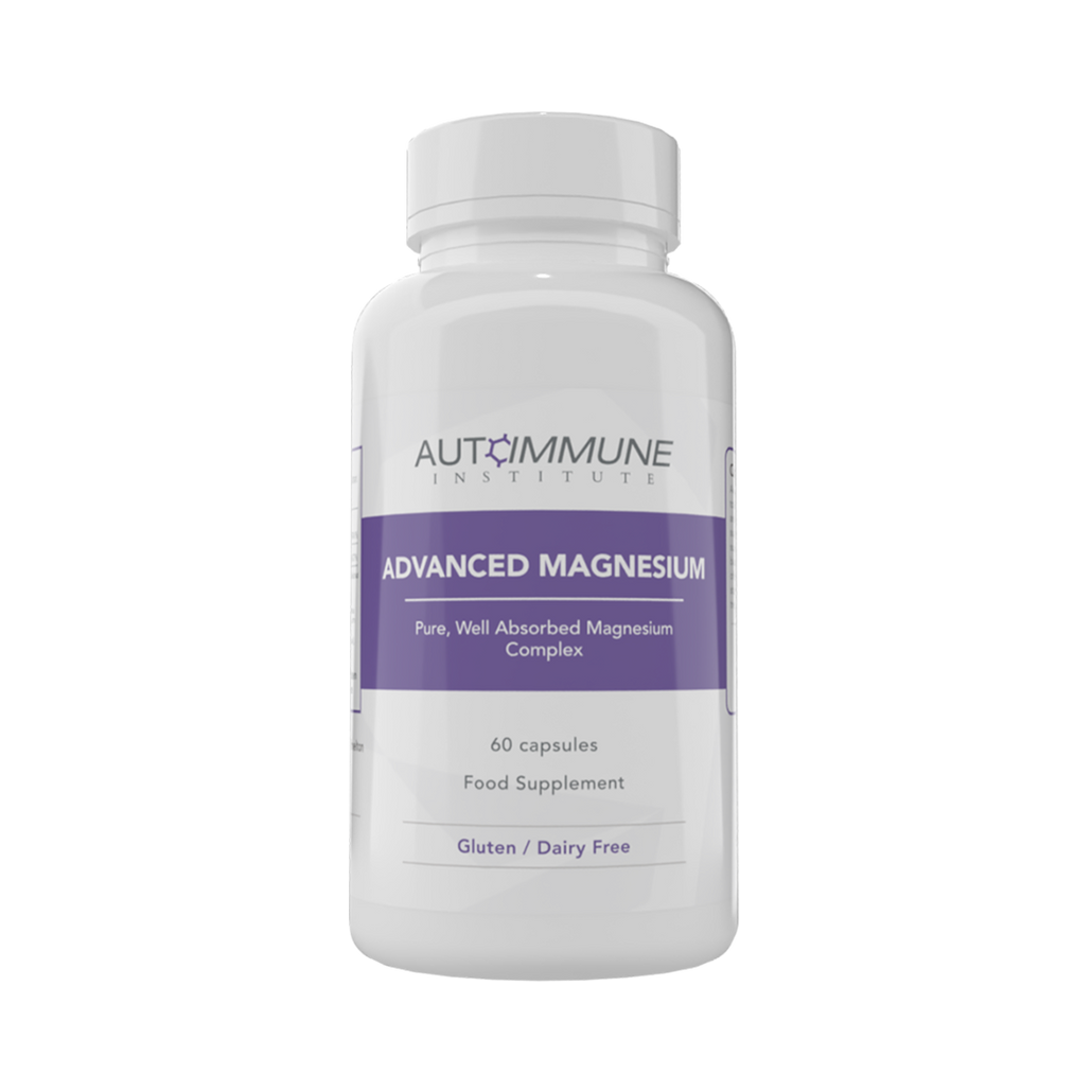 Advanced Magnesium - Magnesium Complex Supplement (Glycinate, L- Threonate, Taurate, Chelated Bisglycinate and Orotate)