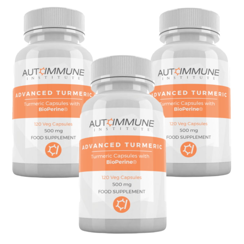 Advanced Turmeric Triple Pack