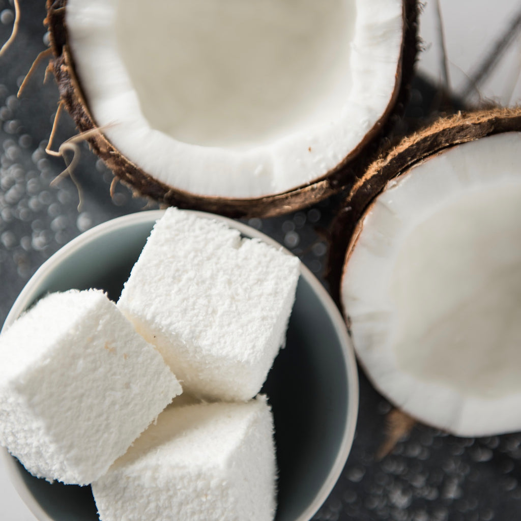 Fresh Coconut Marshmallow