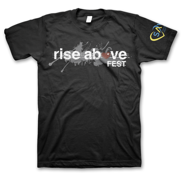 Rise Above Save T-shirt