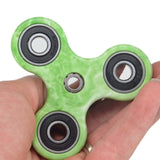 Multi Color Triangle Gyro Finger Spinner Fidget Plastic EDC Hand For Autism/ADHD Anxiety Stress Relief Focus Toys Gift