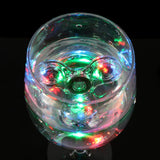 Transparent LED Crytsal Spinner