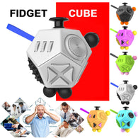Plus Size 12 Sided Fidget Cube