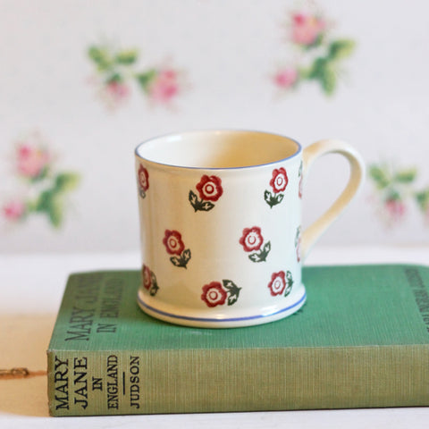 Scattered Rose Mug
