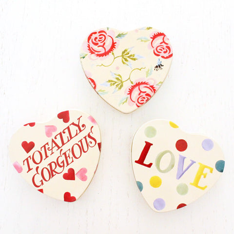 Emma Bridgewater Heart Tin