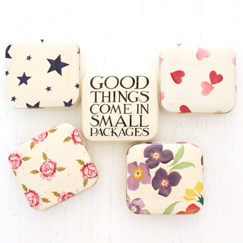 Emma Bridgewater Square Tin