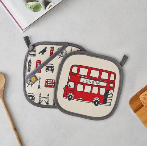 London Icons Pot Grab/Holder