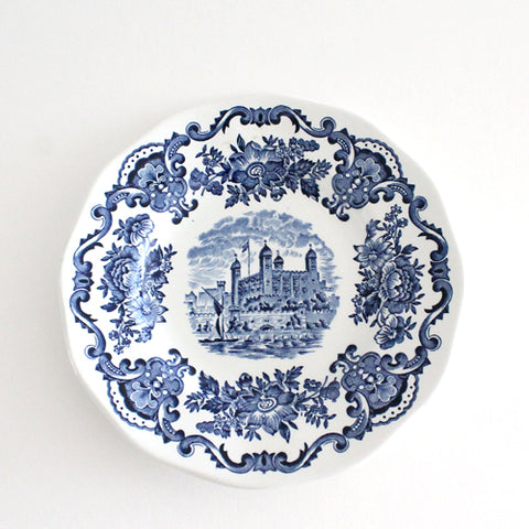 Tower Of London Wedgwood Plate