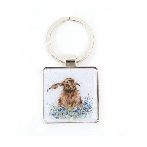 Hare Bells Key Chain