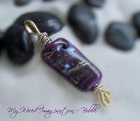 10 Minute (or Less) Wire Wrapped Pendant, Free Wire Wrapping Jewelry Tutorial