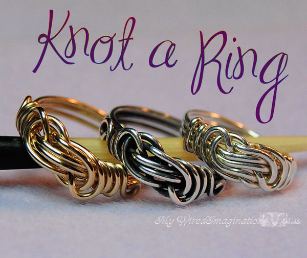 Knot a Ring by Bobbi Maw