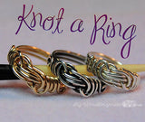 Ring Lovers Wire Jewelry Tutorial Special - Get 10 Wire Ring Tutorials Save 45%