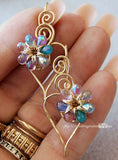Earring Lovers Wire Jewelry Tutorial Special - Get 9 Earring Tutorials Save 45%