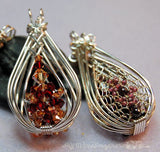 2 Hinged Cages and a Locket, Wire Wrap Pendant Tutorial