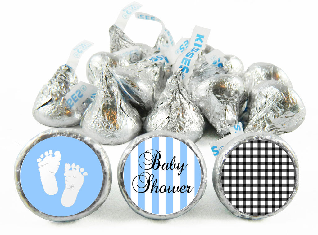 Baby Feet Labels for Hershey's Kisses