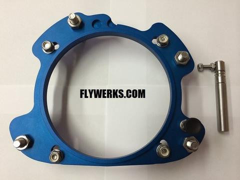 Flyboard ® Quick Nozzle Steering Adapter by Flywerks