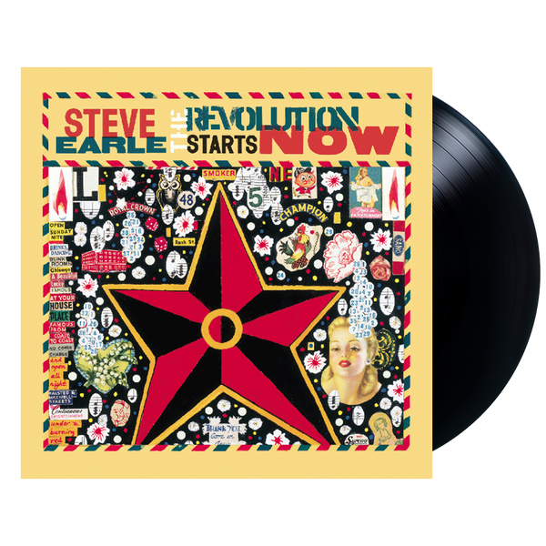 The Revolution Starts Now Vinyl