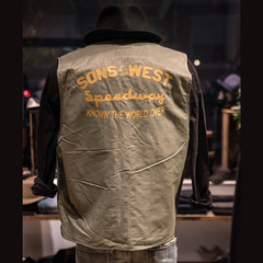 Steve Earle Stage Vest - Sons of The West