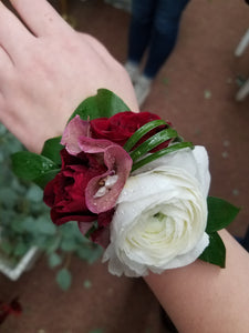 Special Occasion Wrist Corsage