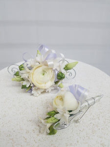 Special Occasion Corsages and Boutonniere