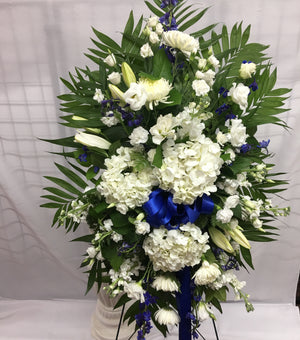 Living Memories | Standing Memorial Spray | Luxe