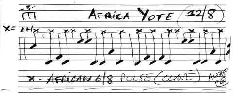 Soul Drums Lessons - Africa Yote