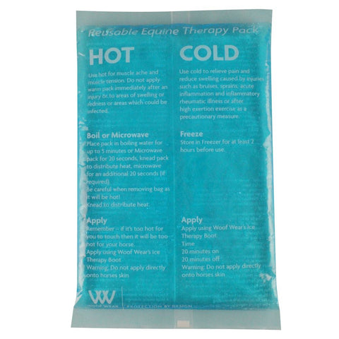 WOOF WEAR HOT/COLD THERAPY PACKS