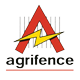 AGRIFENCE PREMIUM TAPE INSULATORS