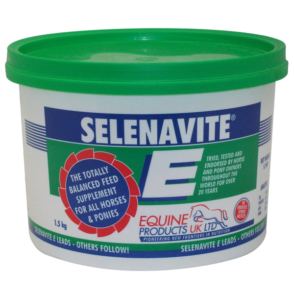 EQUINE PRODUCTS  SELENAVITE E