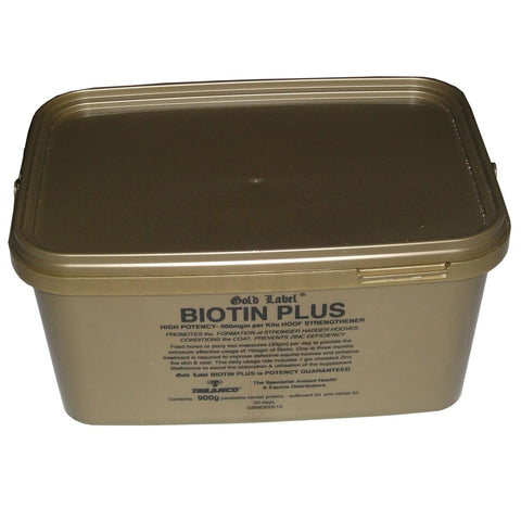 GOLD LABEL BIOTIN PLUS