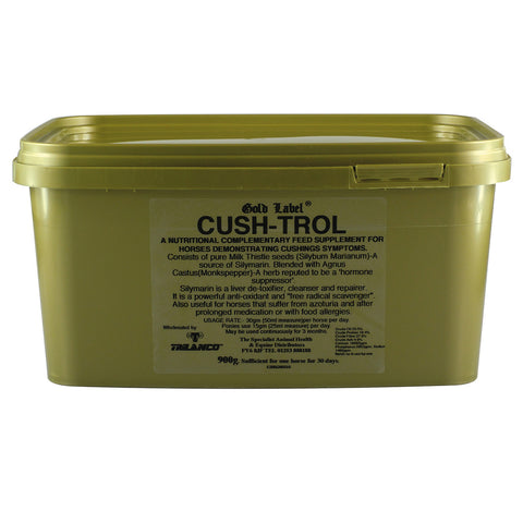 GOLD LABEL CUSH-TROL