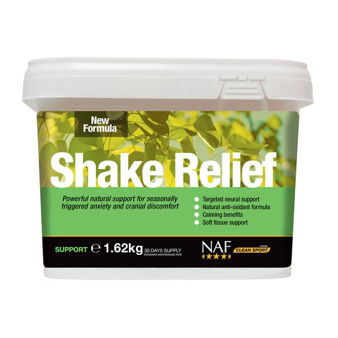 NAF SHAKE RELIEF   NEW IMPROVED FORMULA