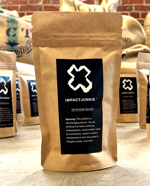 IJ Specialty Coffee: GO PLACES Blend