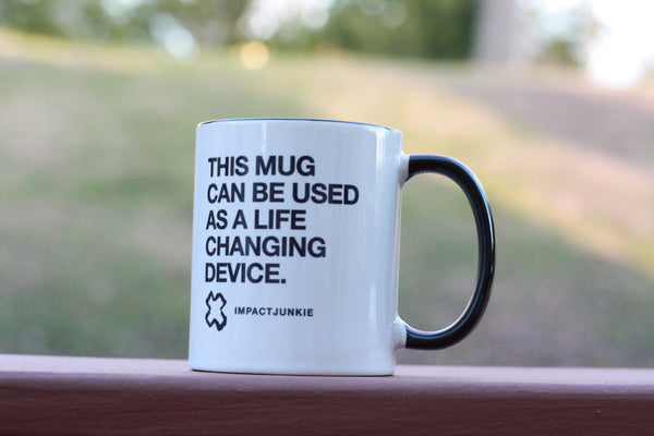 IJ Mug - Life Changing Device