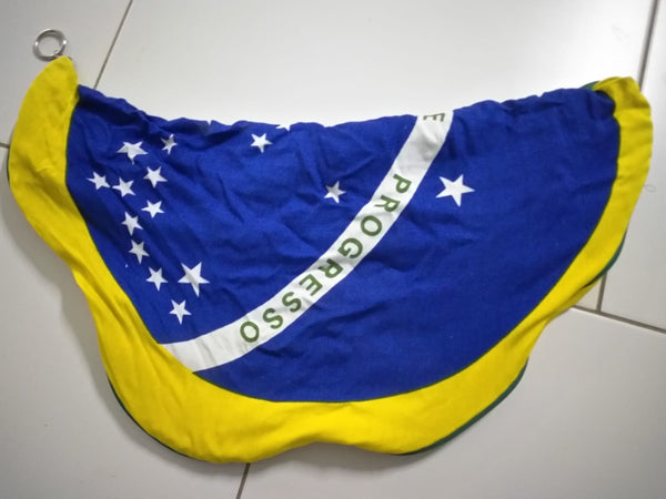 Brazil Banana Bag by Jubilee Designs