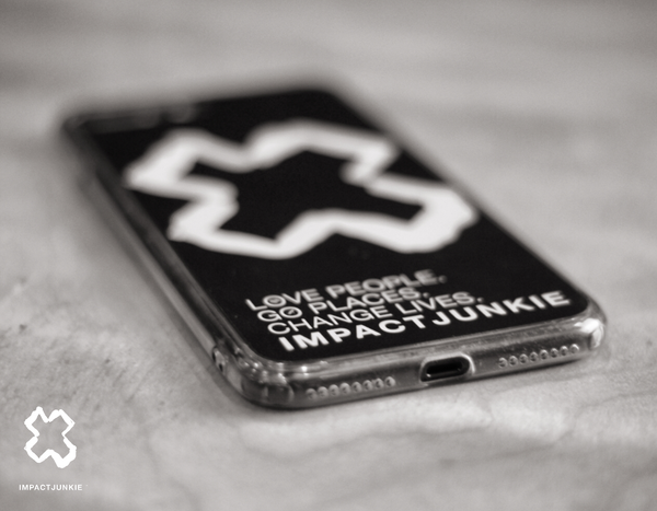 IMPACT JUNKIE phone case