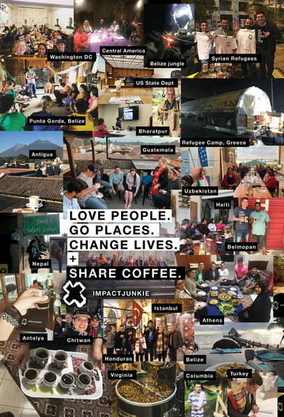 IJ Specialty Coffee: LOVE PEOPLE Blend