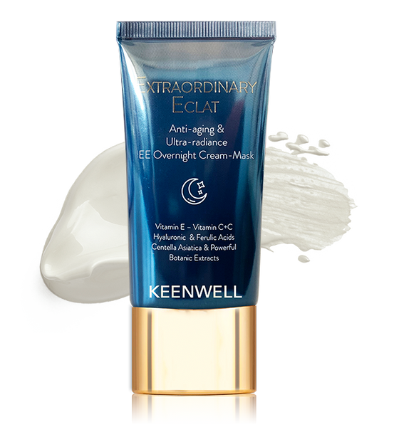 "NEU!!!!! KEENWELL ""Overnight Cream-Mask"""