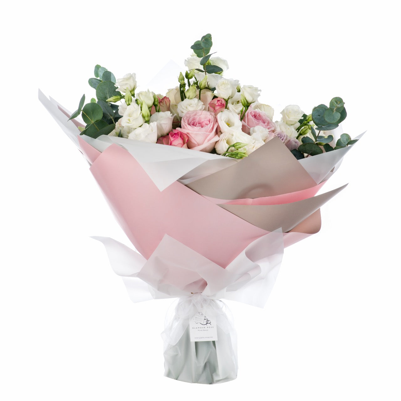 Bouquet-01 - Glamour Rose