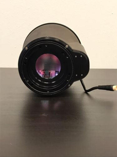 100mm f/1 motorized focus thermal imaging infrared lens