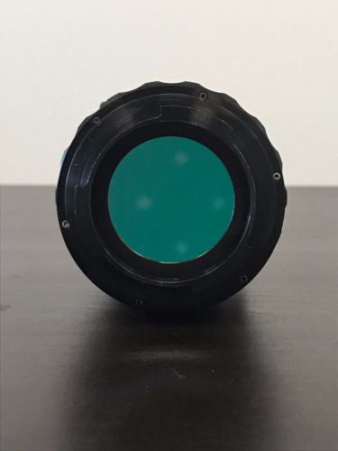 50mm Infrared Thermal Imaging Lens, 8-12um, variable iris (f/1 to f/4)