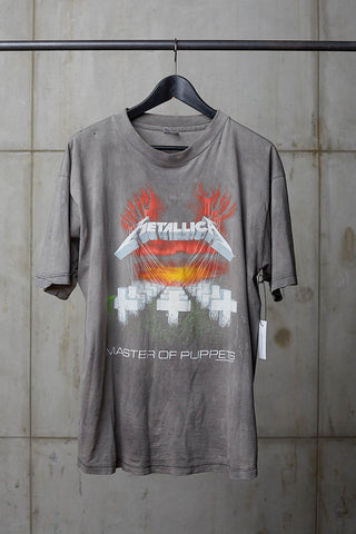 METALLICA FADED MASTER OF PUPPETS 1994 ALBUM PROMO TEE