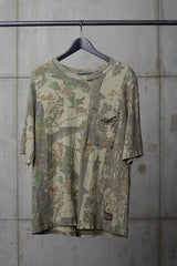 VINTAGE FOREST CAMO TEE