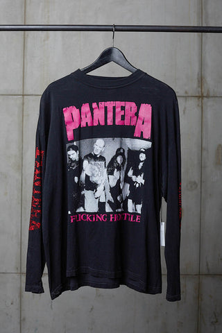 PANTERA FUCKING HOSTILE LONG SLEEVE