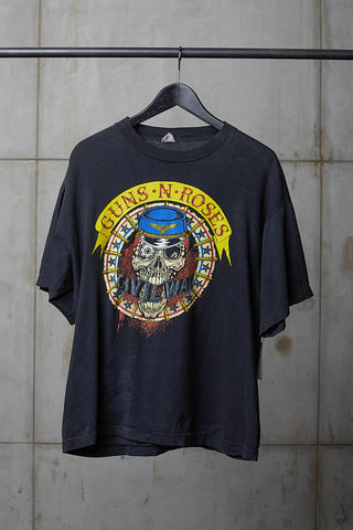 GUNS N' ROSES GET IN THE RING 1991 TEE