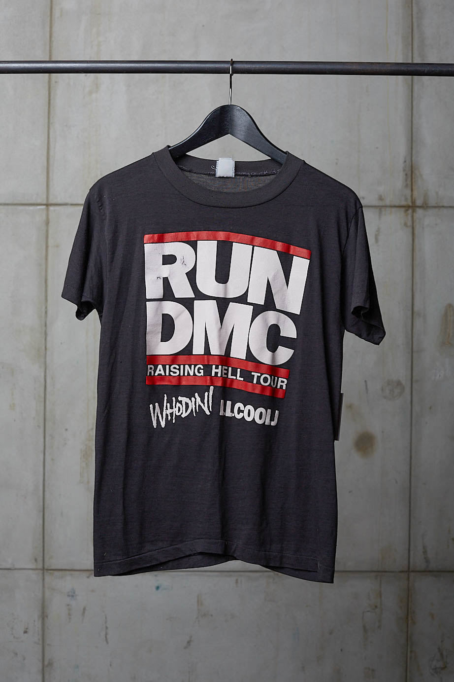 RUN DMC RAISING HELL TOUR TEE