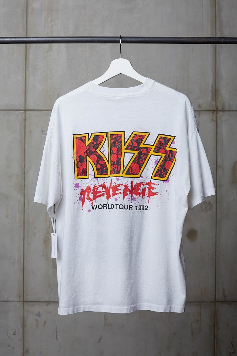 KISS 1992 REVENGE WORLD TOUR