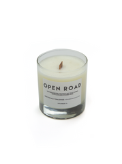 DIRECTIONALLY CHALLENGED OPEN ROAD CANDLE