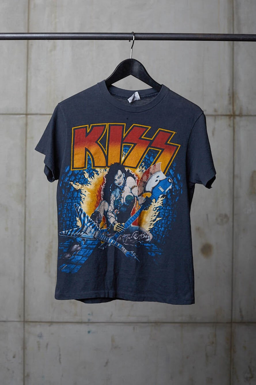 KISS 1984 WORLD TOUR TEE