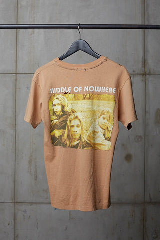 HANSON 1990's MIDDLE OF NOWHERE PROMO TEE